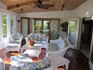Kansas City sunroom by Archadeck