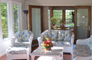 Pella Windows and French patio doors