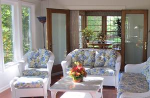 Pella Windows and French patio doors