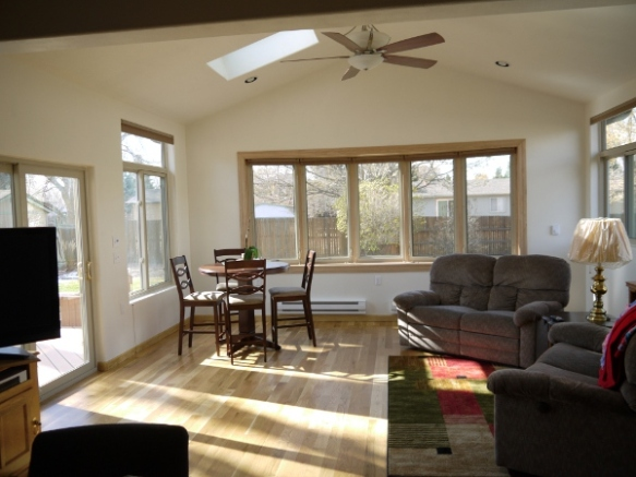 Denver CO sunroom home addition by Archadeck
