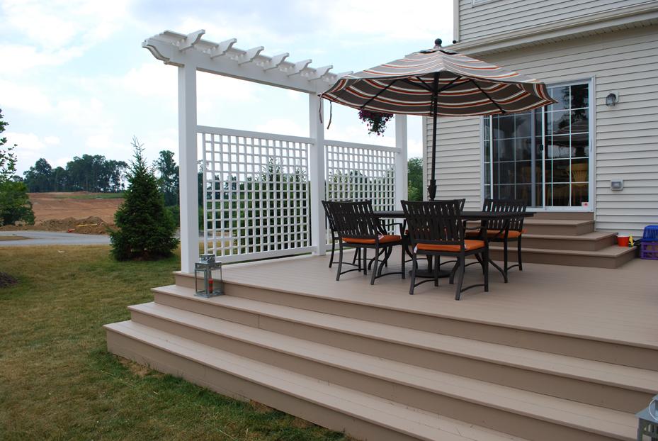wood outdoor vinyl lattice privacy screen pdf plans. Black Bedroom Furniture Sets. Home Design Ideas