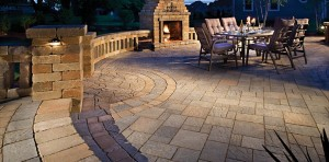 Paver Patio by Belgard