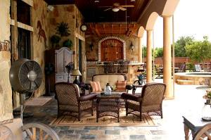 Archadeck of Austin covered patio