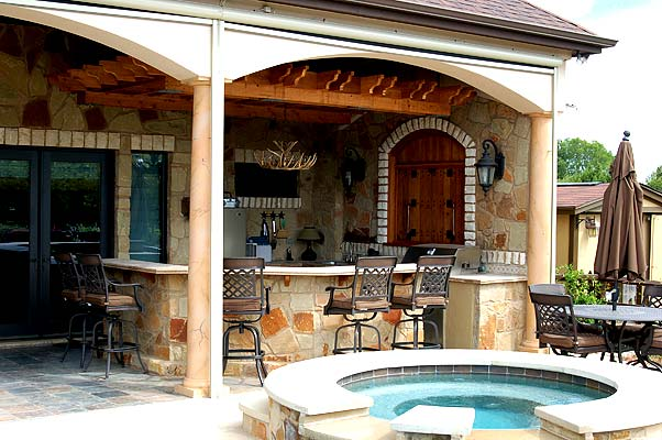 Covered Patio By Archadeck Of Austin