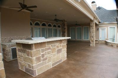 Patio cover by Archadeck of Fort Worth
