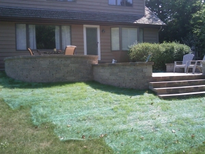 Libertyville patio by Archadeck of Chicagoland