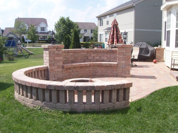 Wheeling  patio by Archadeck of Chicagoland