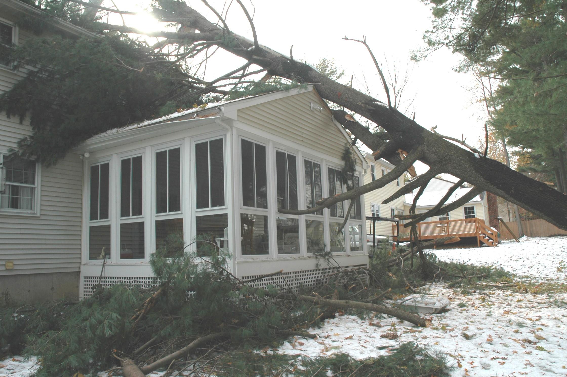 Three Season Porch Room