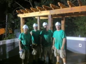 Columbus Deck Builder