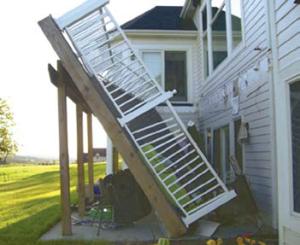 Deck-collapse