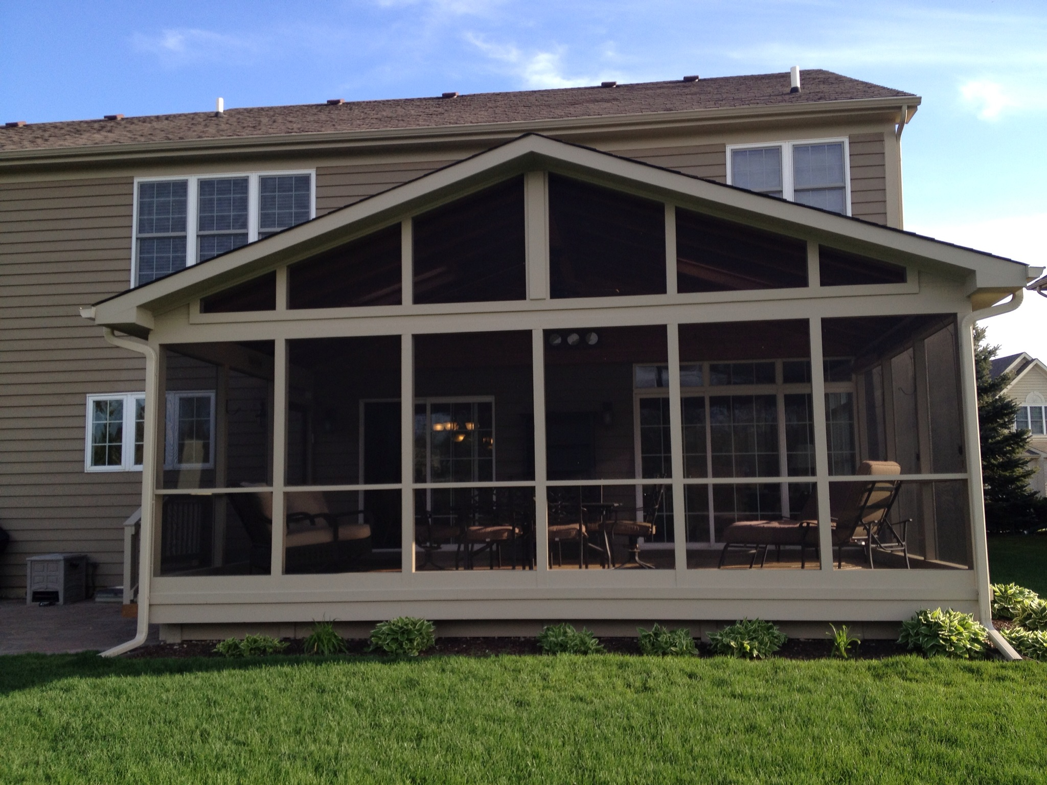 Screenedporch for Outdoor porches and patios