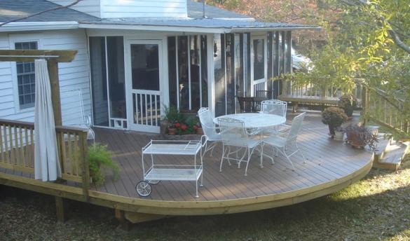 Build Curved Deck Designs DIY bed frame plans with storage ...