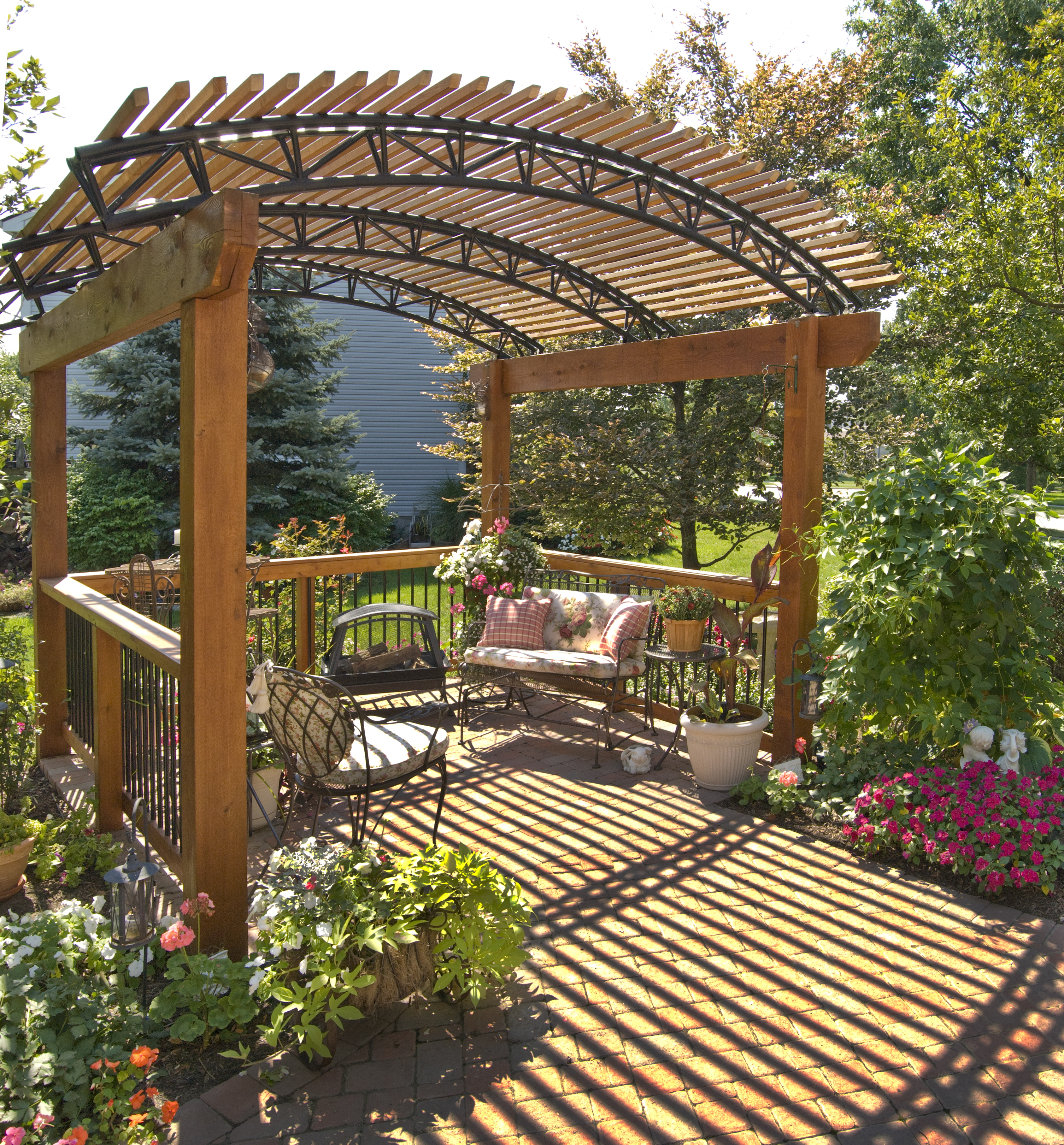 Patio Deck Material Options: Different Types Of Decking Materials For Your Deck